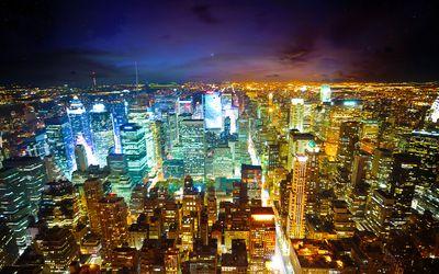 New York City :D