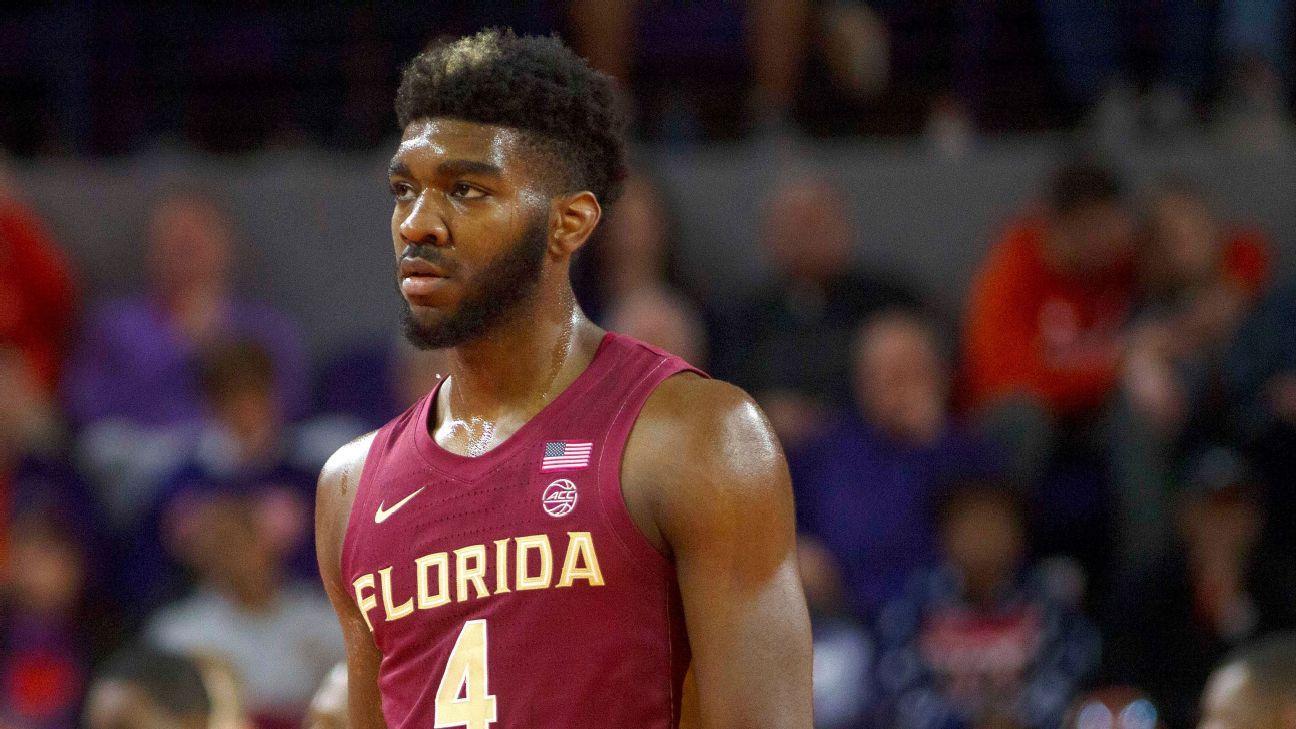 FSU freshman Williams declares for NBA draft in 2020 Nba