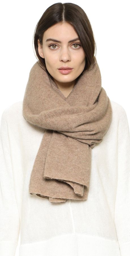 5694c9e9fb White + Warren Cashmere Travel Wrap Scarf