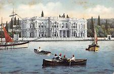 CONSTANTINOPLE TURKEY PALAIS de BEYLERBEY POSTCARD