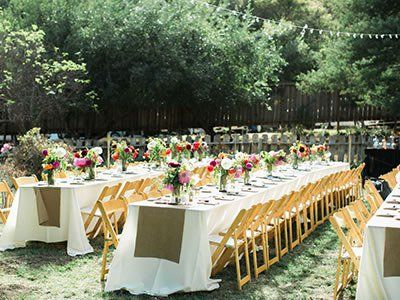 Affordable Northern California Wedding Venues Budget Locations