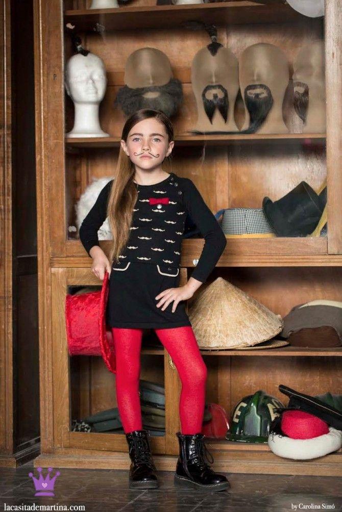 www.lacasitademartina.com #kids #niños #modainfantil #fashionkids #kidswear #blog #moda #childrens #baby #tendencias #trends ♥ ROSALITA SEÑORITAS llena de color los días del Otoño Invierno 2015/16 ♥ Moda Infantil : ♥ La casita de Martina ♥ Blog de Moda Infantil, Moda Bebé, Moda Premamá & Fashion Moms