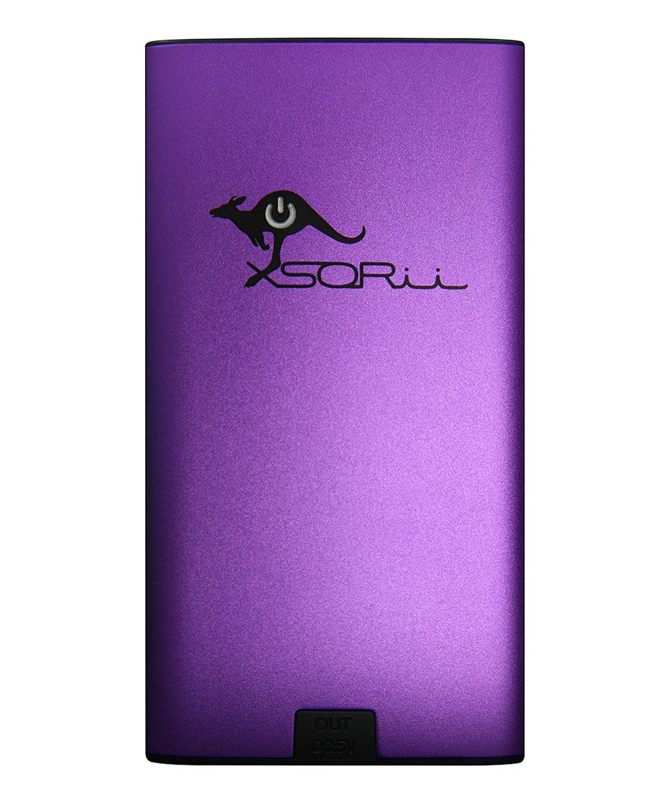 Look at this #zulilyfind! Battery On The Go Purple 6000mAh Powerbar Charger by Battery On The Go #zulilyfinds