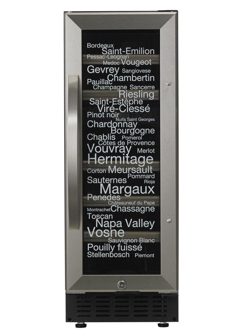 Säilytä viinisi oikeaoppisesti ja tyylikkäästi, esimerkiksi tässä Dometicin viinikaapissa. #expertfi #viinikaappi #Dometic