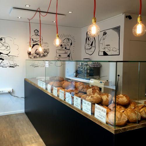 Gent - Le pain de Sébastien