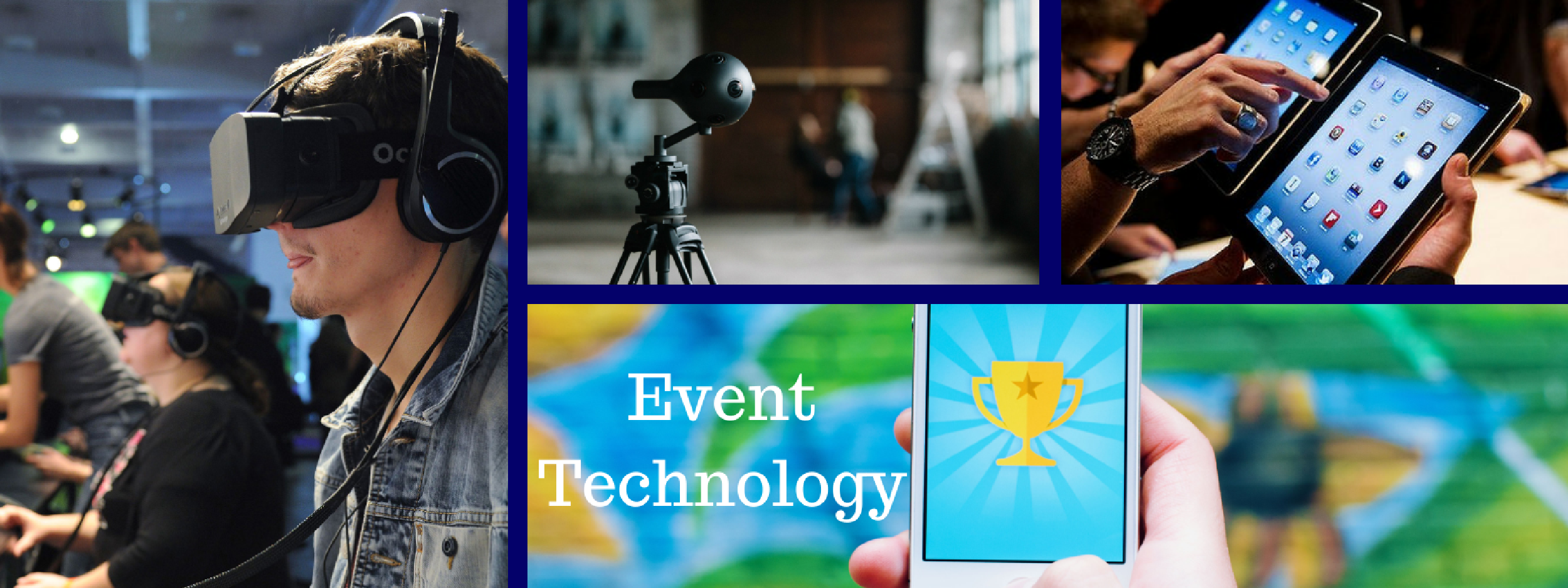 Following in the success of #event trendsetters, uncover 4 ideas using #technology to benefit events http://bit.ly/2kTiqlI #eventplanning