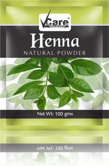 The Best Henna For Hair Must Include Vcare Henna Natural Powder