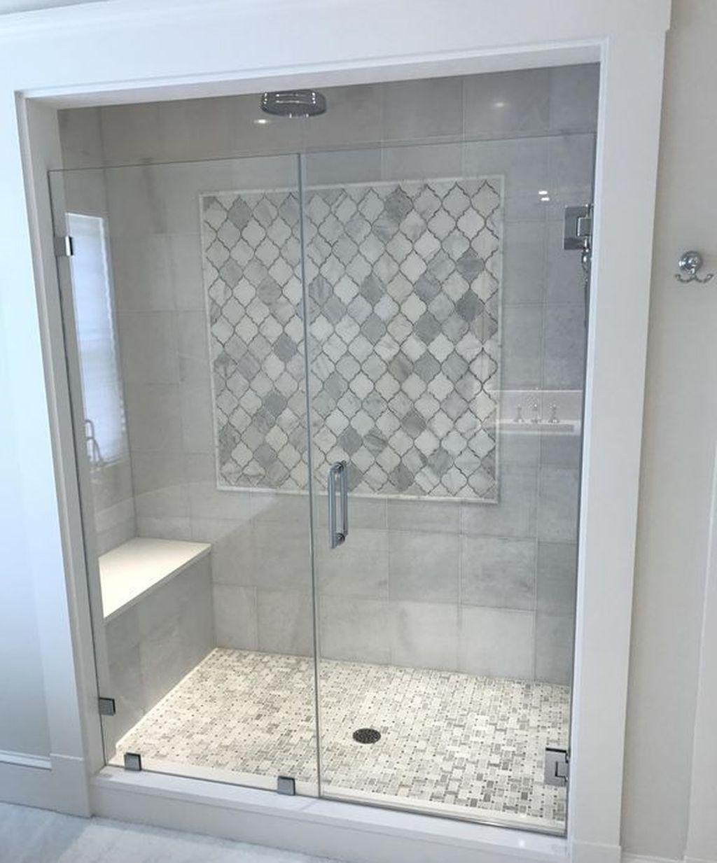10 Splendid Decor Grey Bathroom Ideas Farmhouse Master Bathroom