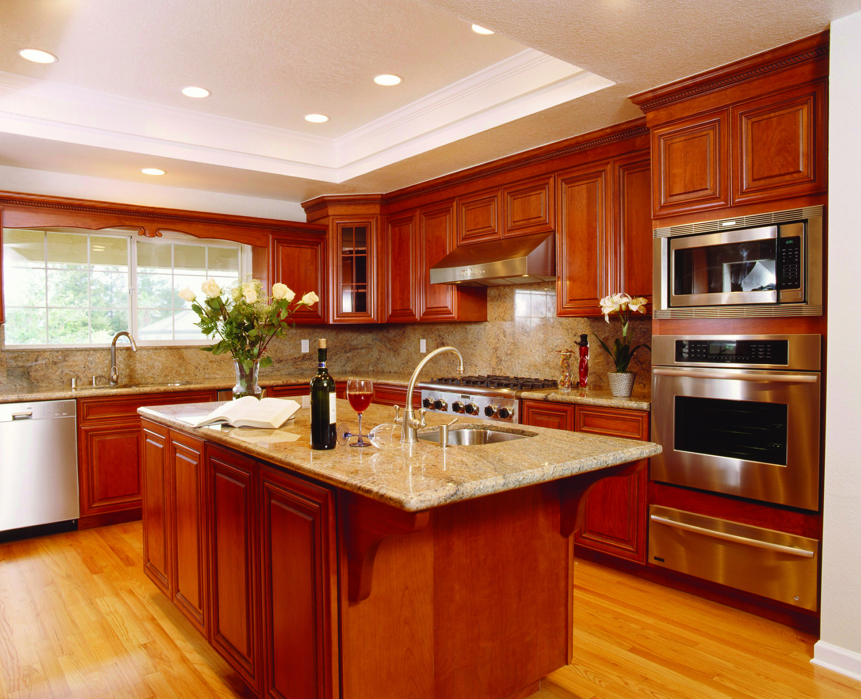 Really Nice Woodwork And Cabinets Kitchen Rejuvenation 2 Beautiful Kitchen Cabinets Beautiful Kitchens Kitchen Design