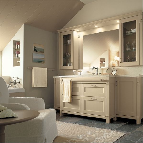 Bathroom Vanities And Cabinets | ... Guide To Traditional Bathroom Vanities  And Traditional Bathroom