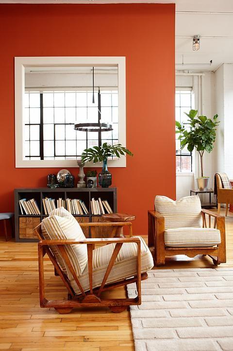 sarah richardson sarah 101 orange loft midcentury modern furniture