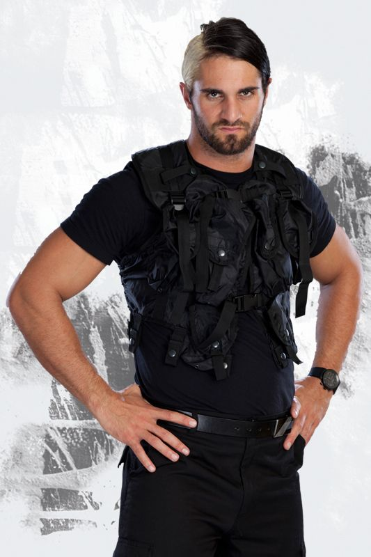 Seth Rollins - the-shield-wwe Photo | Believe In The ...