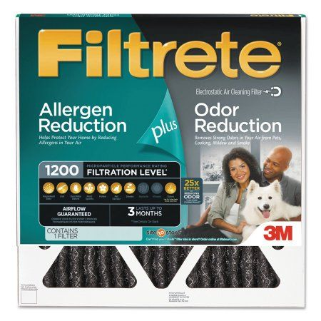 Home Improvement Air Filter Furnace Filters Cleaning Chemicals