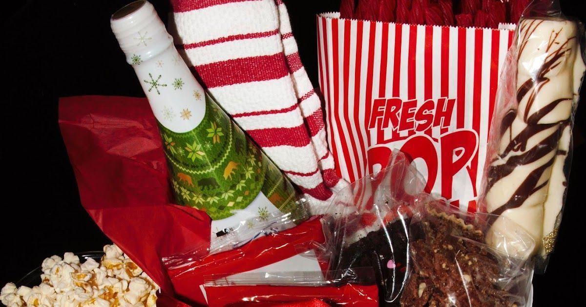 Diy date night in gift basket with redbox jan desherlia