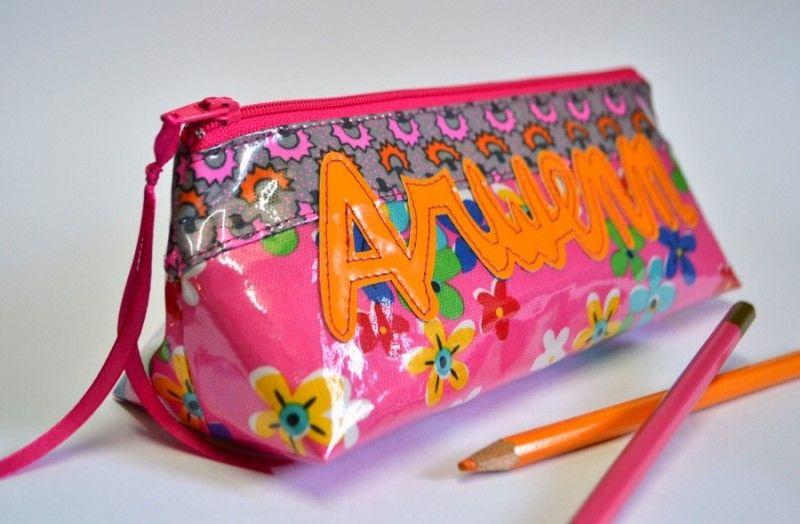 Exemple Trousse d'école ♥Arwenn♥ | Mamzelle Adele, créatrice d'accessoires textiles | mamzelleadele