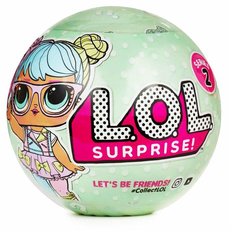 Только у нас - оригиналы LOL Surprise! Кукла - сюрприз ...