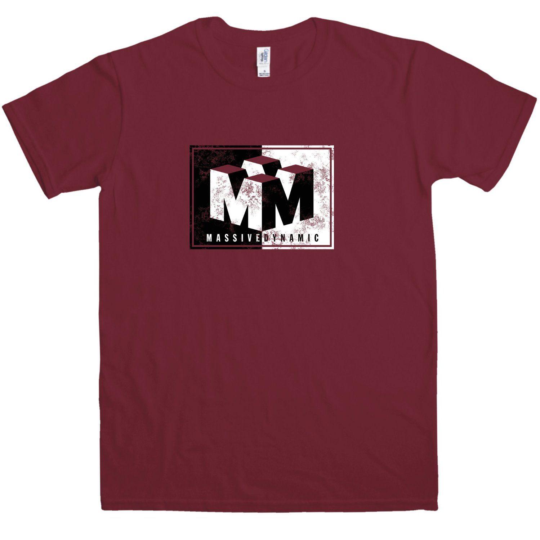Inspired by Fringe Tshirt Massive Dynamic: Amazon.co.uk: Clothing