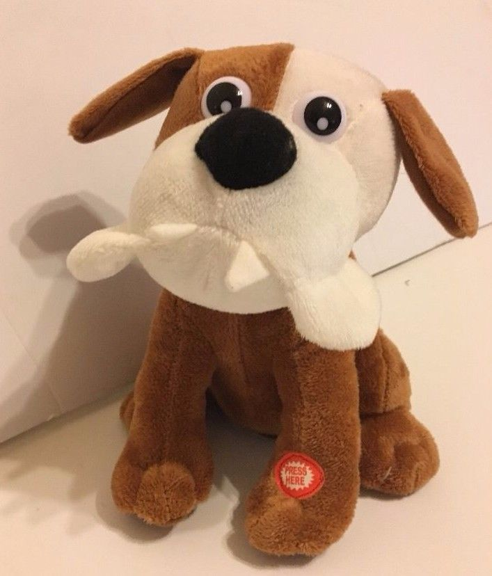 Barking Walking Jumping Toy2u Plush Dog Toy Works Great On Sale