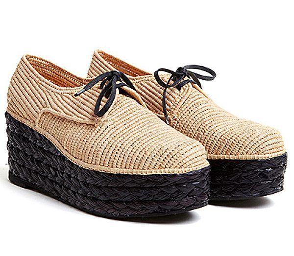Espadrille Wedges-Summer 2013  Espadrilles Wedges, Shoes -2986