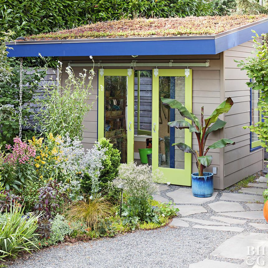 30 garden shed ideas to copy in 2020 cool sheds on wow awesome backyard patio designs ideas for copy id=73666