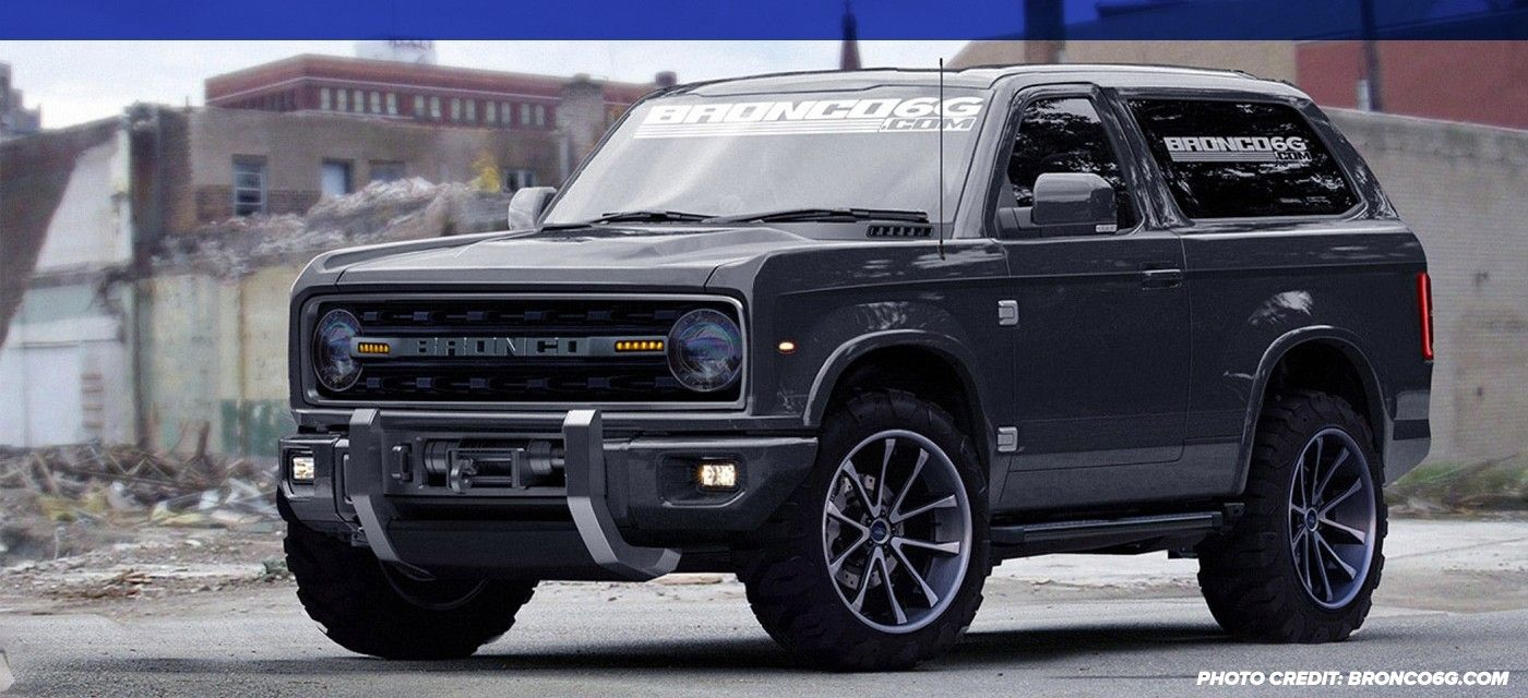 2020 Ford Bronco Images Specs in 2020 Ford bronco, New