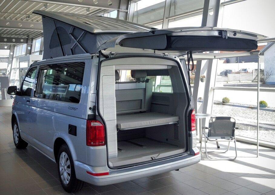 Vw T6 California Coast Vwcalifornia Motorhome Travels California Volkswagen