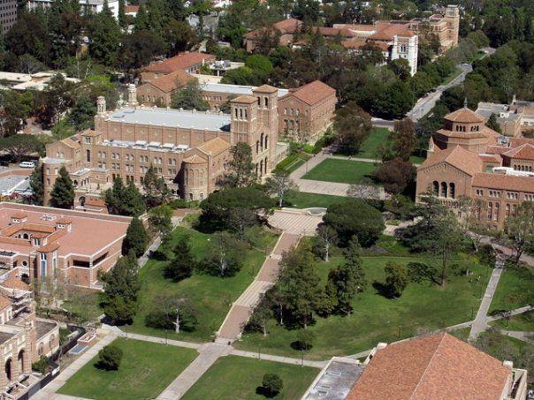 Ucla Campus Ucla Campus University Of California Los Angeles College Fun