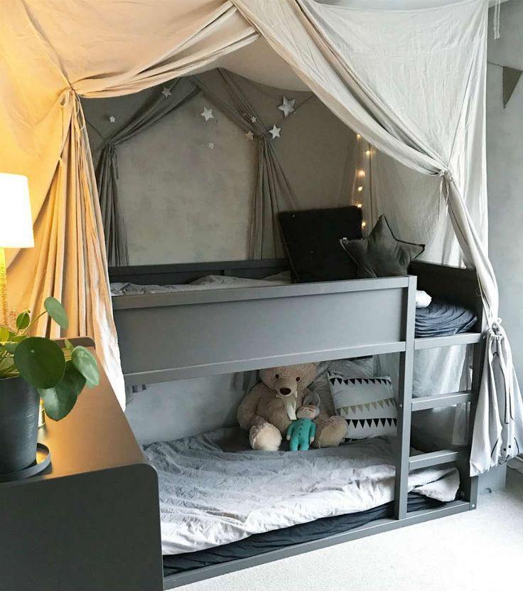 12 clevere IKEA-Hacks für Styling-Ideen und Inspirationen im Schlafzimmer #kidbedrooms