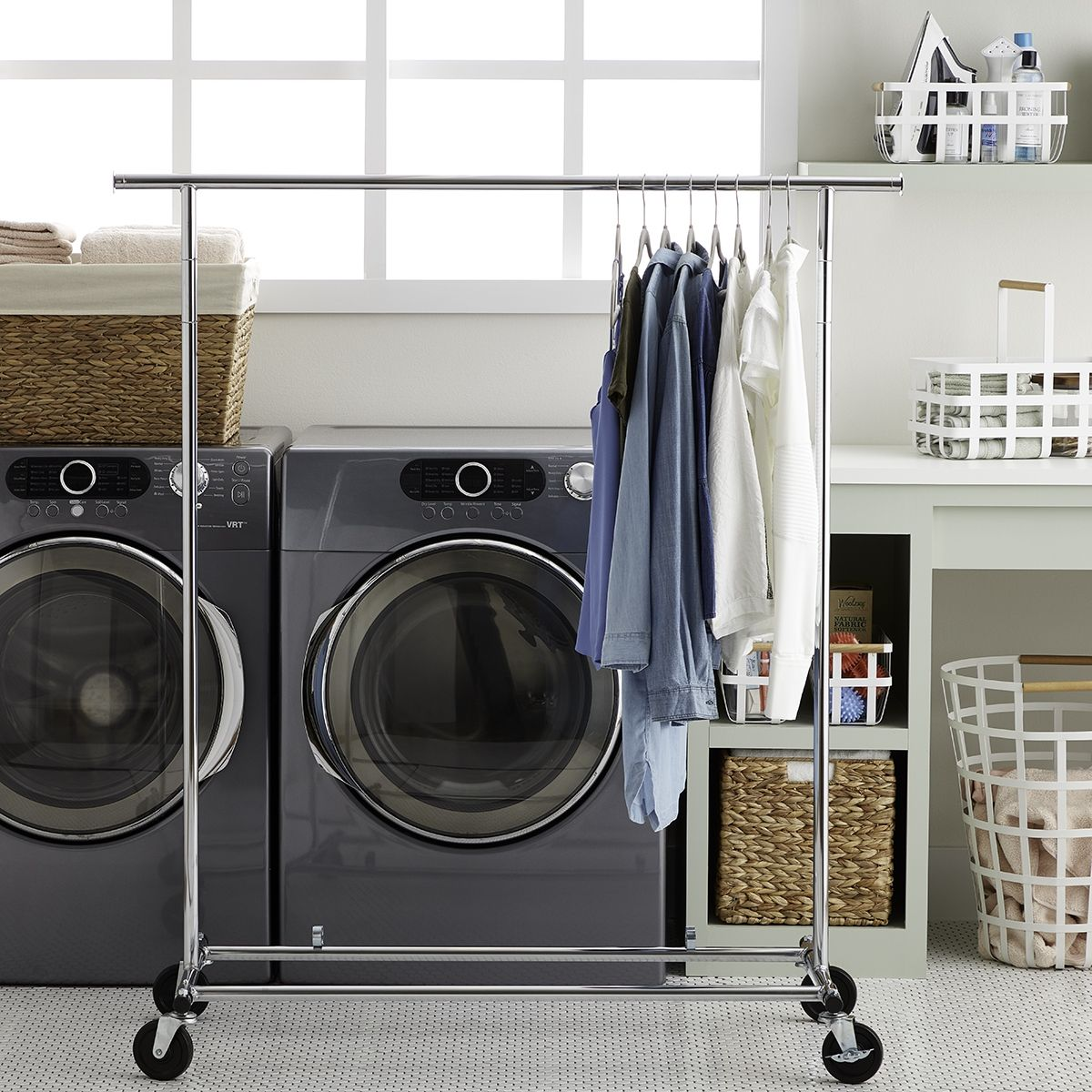 Laundry Room Storage Organization With Images Laundry Room