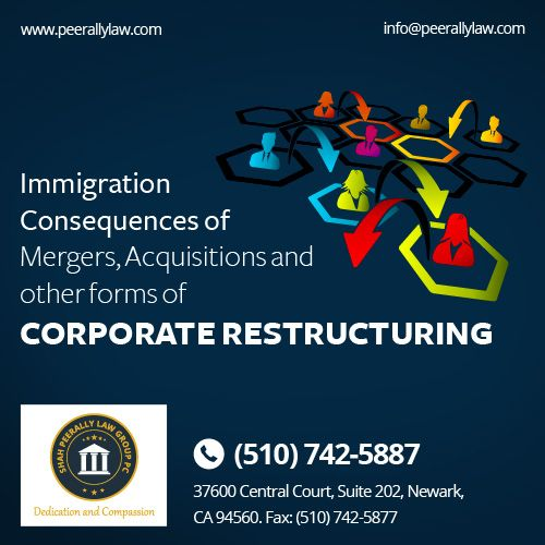 Immigration Consequences Of Mergers, Acquisitions, And