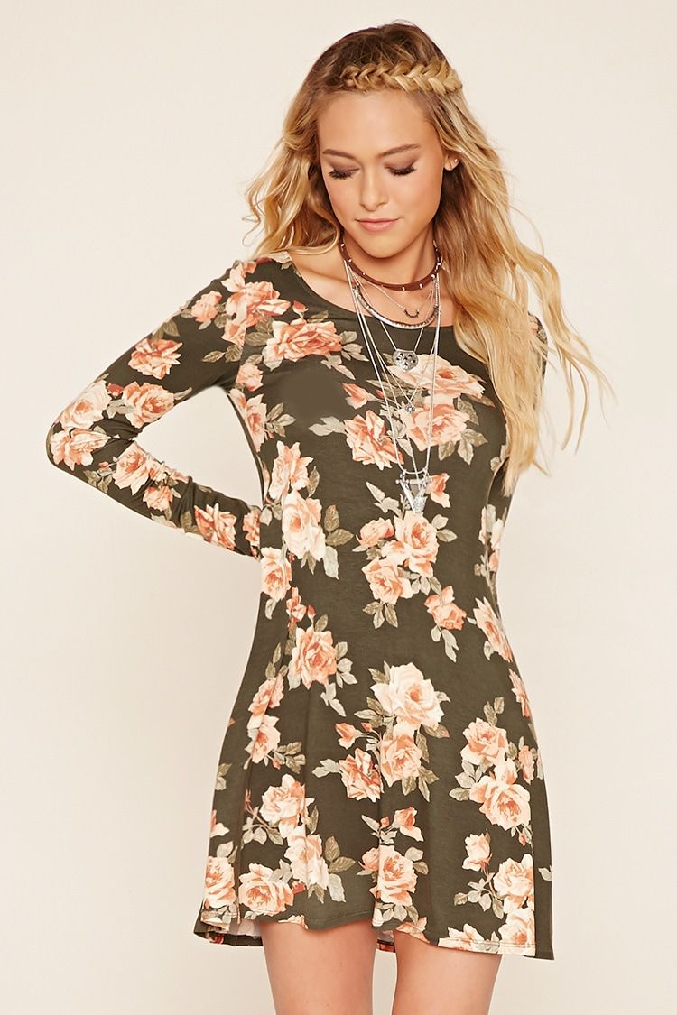 3ebe30b25308 Short Sleeve Floral Dress Forever 21 | Huston Fislar Photography