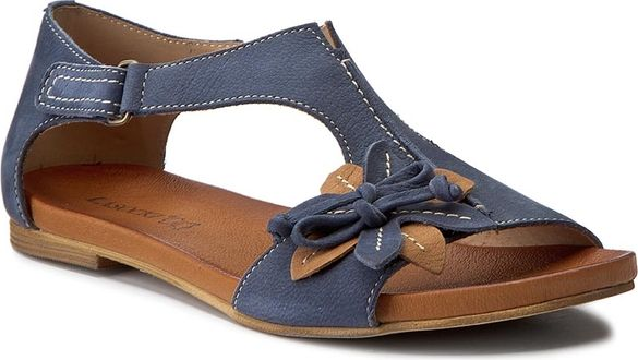 Sandaly Lasocki 3039 06 Granatowy Bi Clothes Sandals Shoes