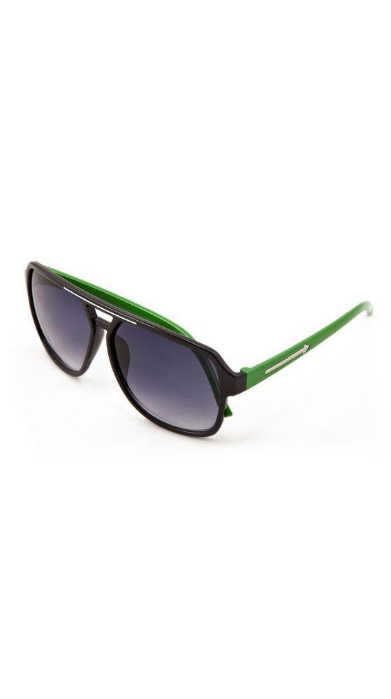 Sport Aviator, Green (I love green)