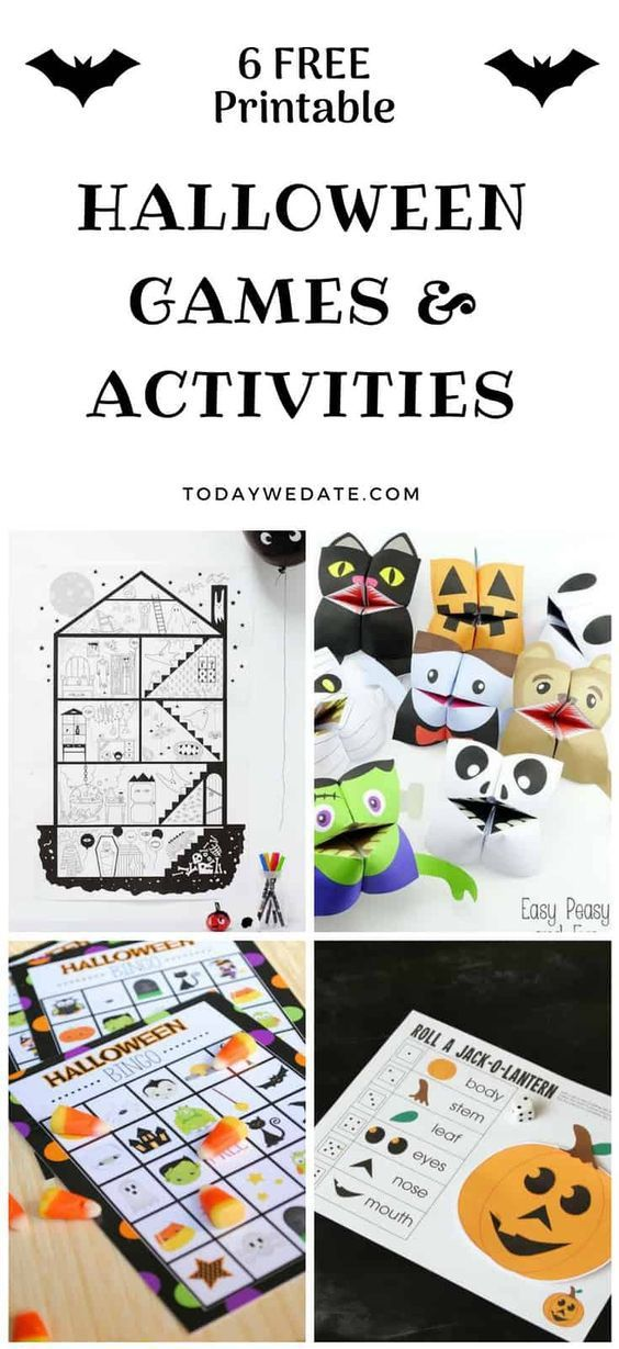 61 Free Halloween Printables That Are Just Awesome Halloween - free halloween printable decorations