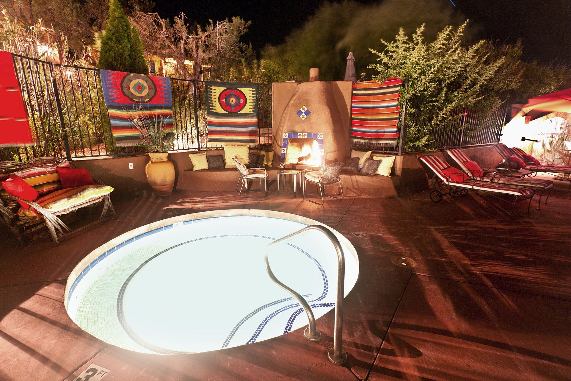 Take an evening dip. Hotel rewards, Bed and breakfast
