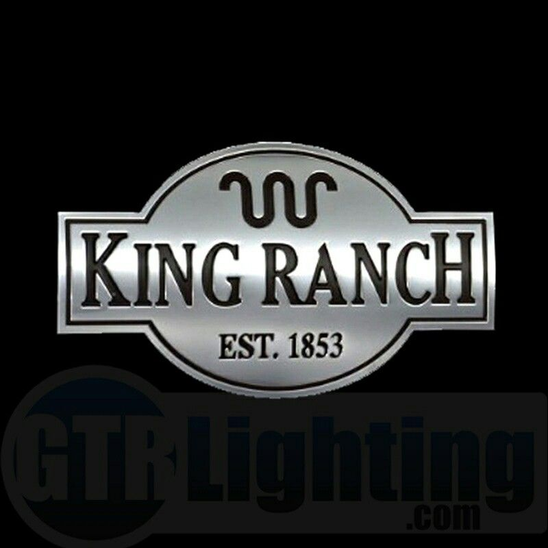 Pin By Greg Weaver On F350 Super Duty King Ranch Led Logo Ford King Ranch King Ranch