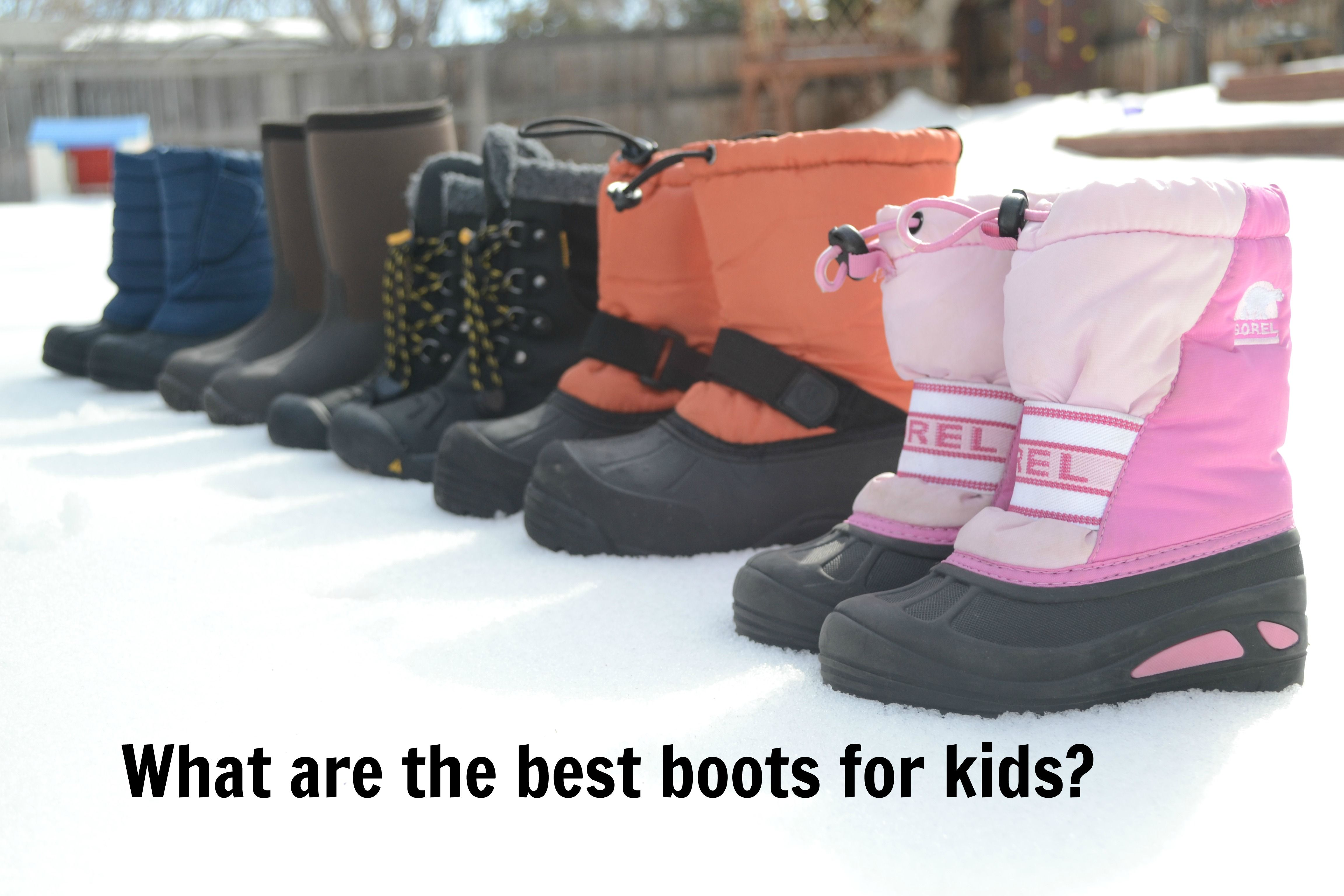 Pin on Toddler Girl Snow Boots