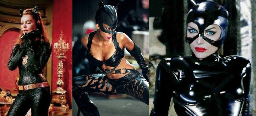 Actress To Play Catwoman Catwoman Swag Pinterest Catwoman