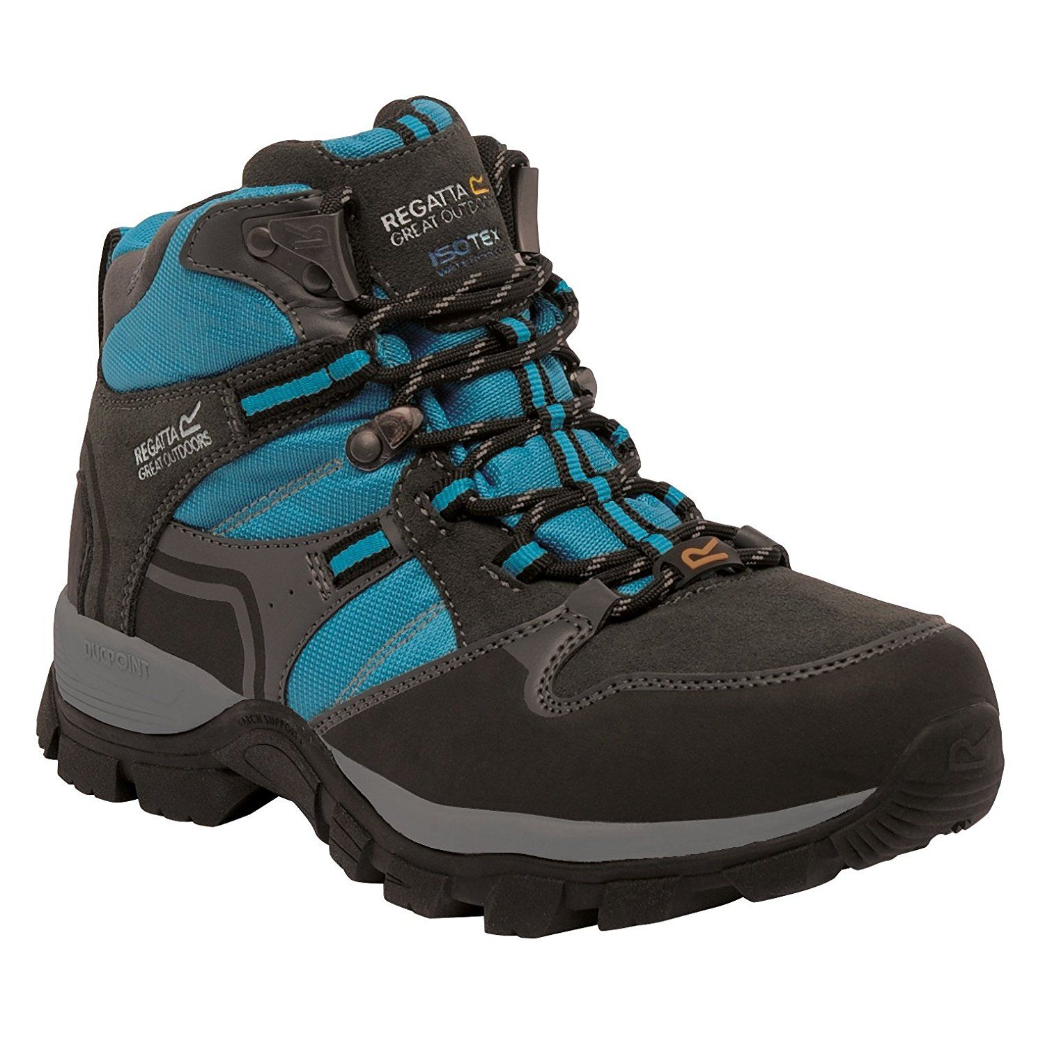 Endurance Frontier Mid Walking Boots