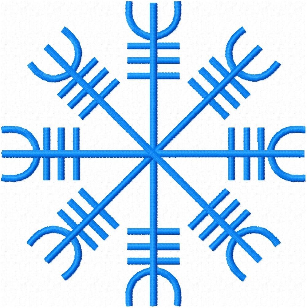 Ancient Symbols Of Protection Me Of The Nordic Symbol Call The