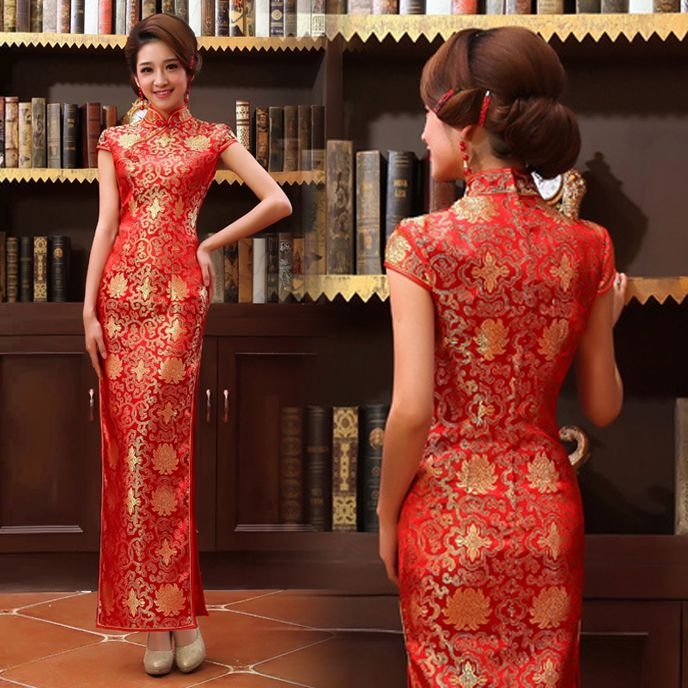 traditional chinese wedding dress color images galleries with a bite. Black Bedroom Furniture Sets. Home Design Ideas
