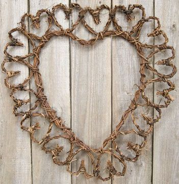 Grapevine crafts for sale top floral department for Craft wreaths for sale
