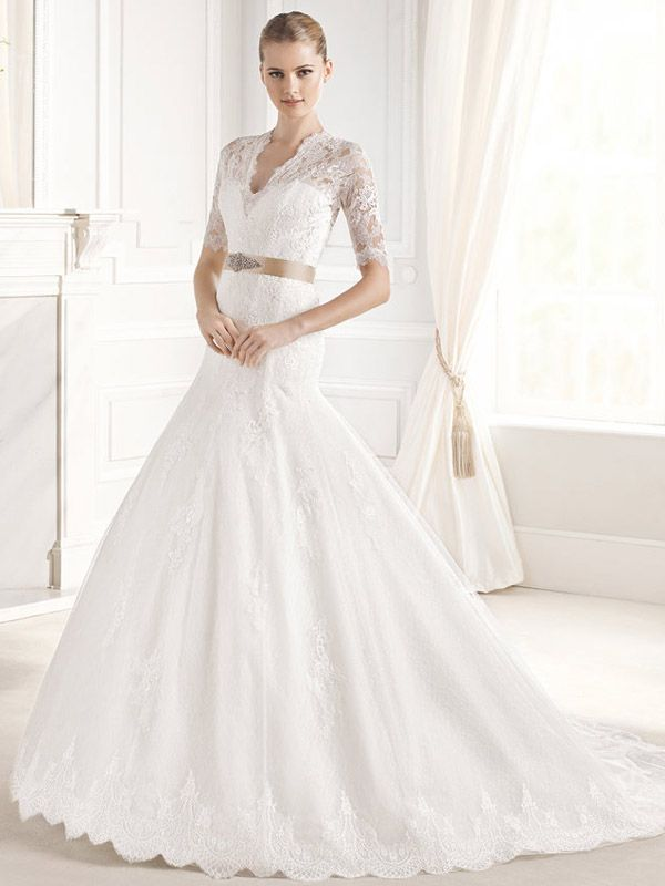 Marken Hochzeitskleider