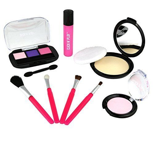 Cool Click N' Play Pretend Play Cosmetic & Makeup Set