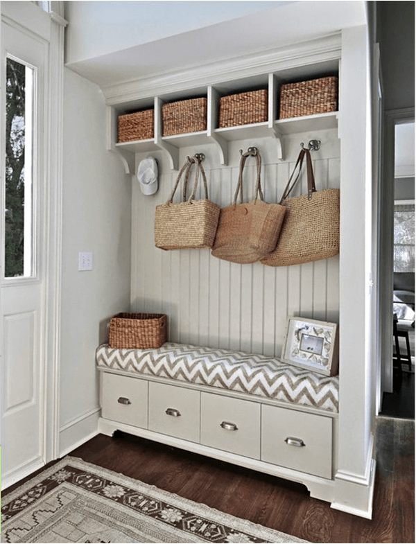 23 Mudroom Ideas To Brighten Your Entryway Part 94