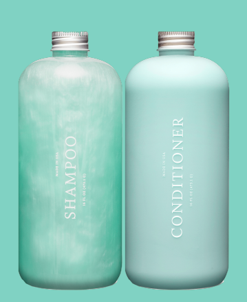 Function of Beauty. Personalized and custom shampoo and