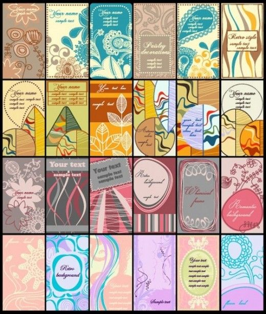 30 Creative Free Business Card Templates | DIY | Pinterest | Free ...