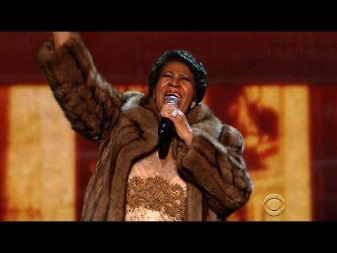 Aretha Franklin You Make Me Feel Like A Natural Woman Kennedy
