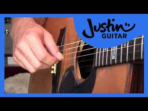 Landslide Fleetwood Mac Fingerstyle Acoustic Guitar Lesson Sb