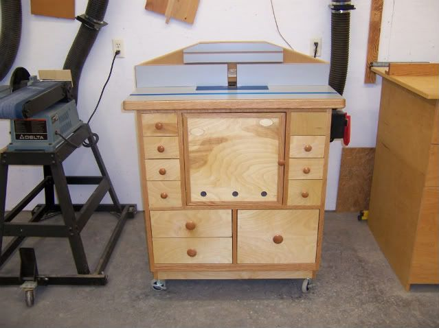 Another nyw router table by smitty22 lumberjocks another nyw router table greentooth Choice Image